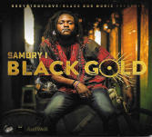 Samory I - Black Gold (Black Dub Music) CD